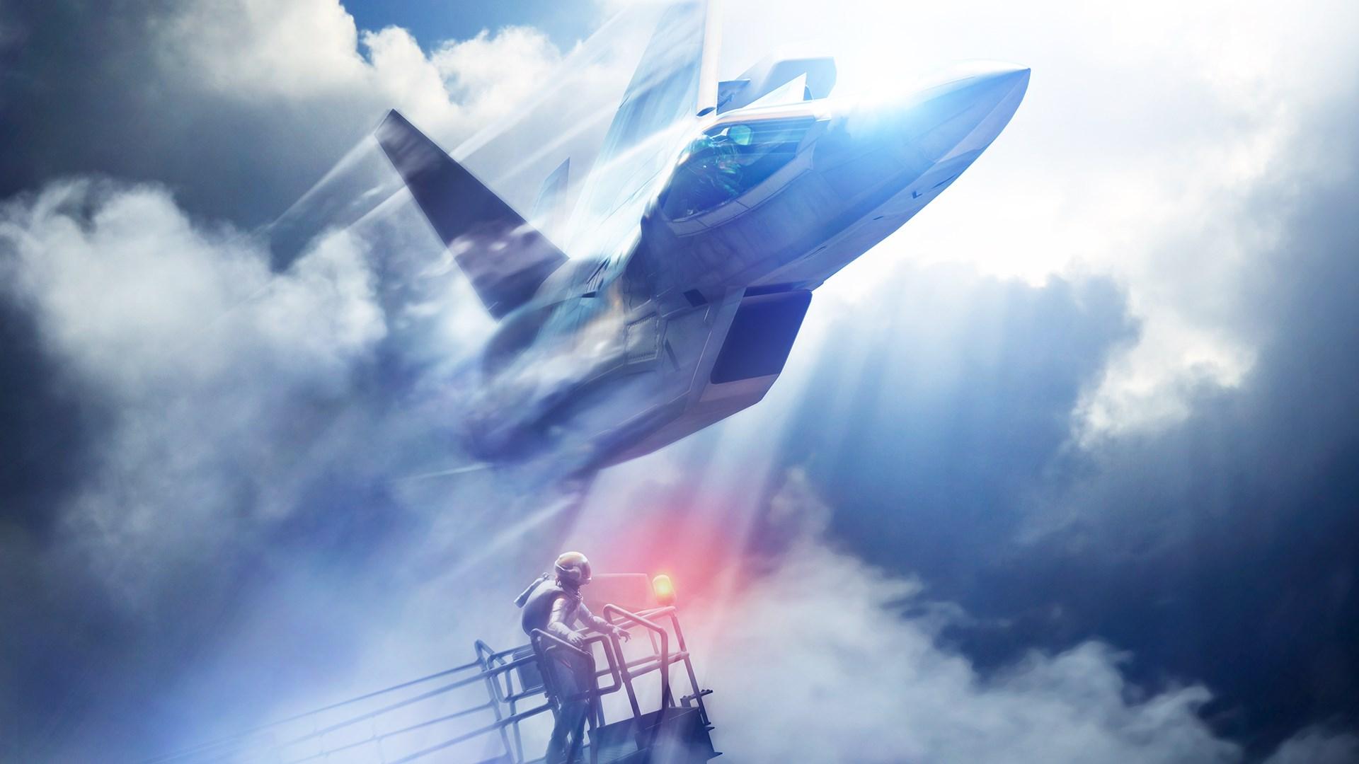 ACE COMBAT 7: SKIES UNKNOWN Edição Deluxe