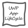 UWP Application Lifecycle