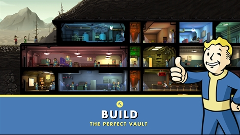 Fallout Shelter Screenshot