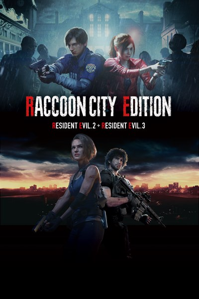 RACCOON CITY EDITION