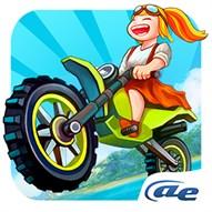 بازی: شیرین کاری در موتور سواری | Stunt Racing