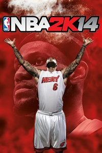 Carátula del juego NBA 2K14
