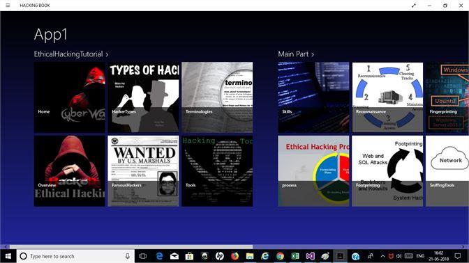 Get Hacking Books - Microsoft Store en-SA