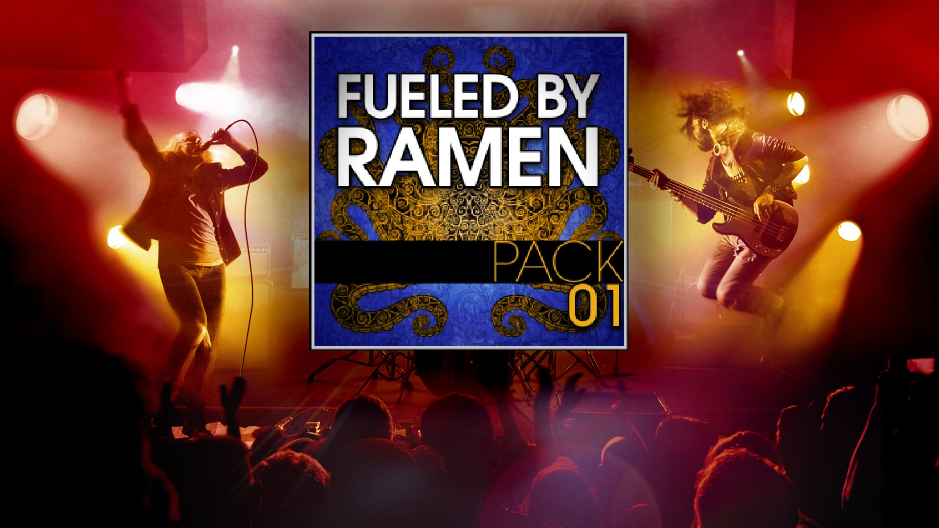 Fueled By Ramen Pack 01