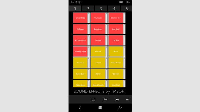 Get Sound Effects - Microsoft Store