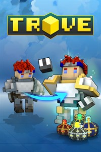 Carátula del juego Trove - Level 25 Boost Pack