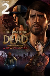 Carátula del juego The Walking Dead: A New Frontier - Episode 2