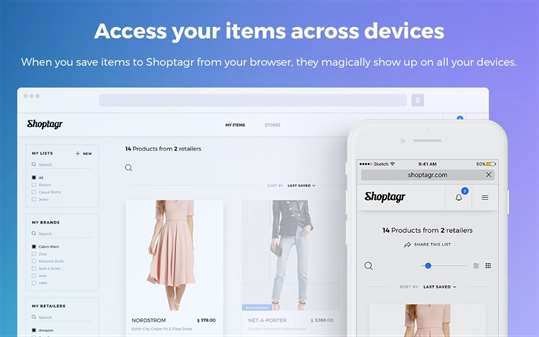 Shoptagr - Your Personal Shopping Assistant screenshot 4