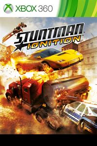 Carátula para el juego Stuntman: Ignition de Xbox 360