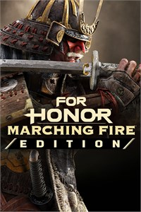 Carátula para el juego FOR HONOR : MARCHING FIRE EDITION de Xbox One