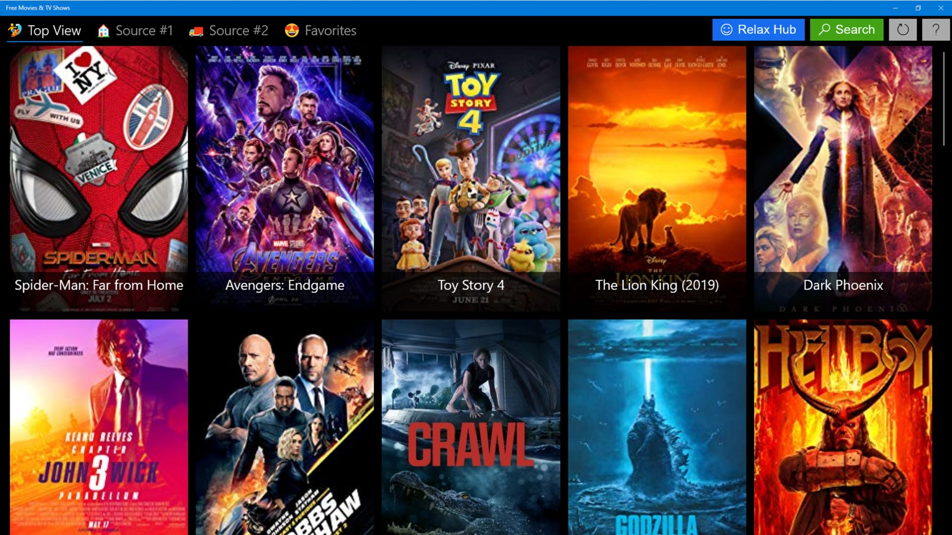 Get Free Movies & TV Shows - Microsoft Store