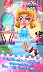 I Love Bath - Clean Up Messy Kids and Dress Up screenshot 4