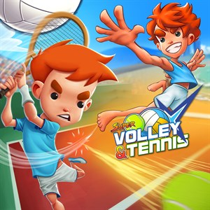 Volley & Tennis Bundle Blast Xbox One