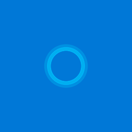 Microsoft Cortana, a Personal Productivity Assistant
