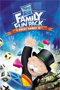 Carátula del juego Hasbro Family Fun Pack