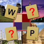 Which Place in the World? - Sightseeing Word Quiz Game