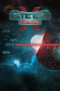 Carátula del juego Steel Rain X