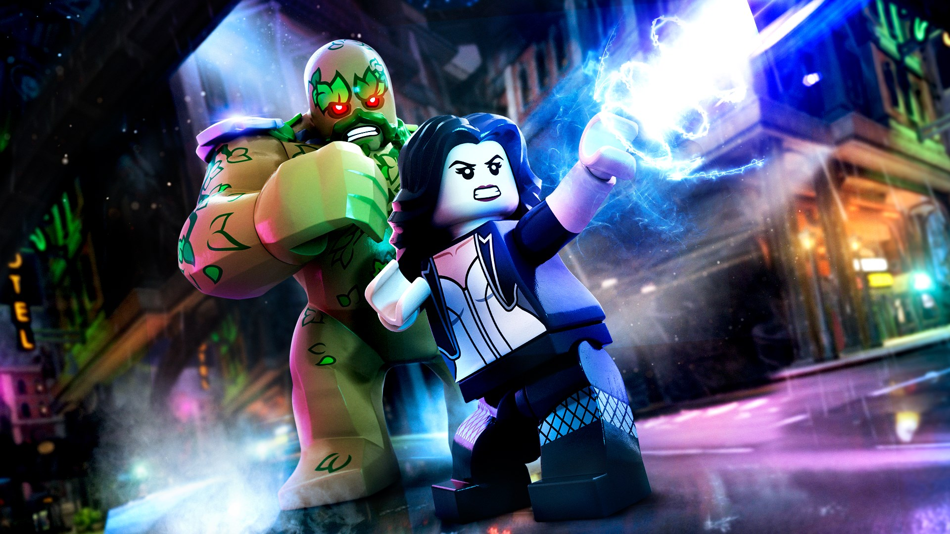 LEGO® Набор суперзлодеев DC «Темная Лига Справедливости»
