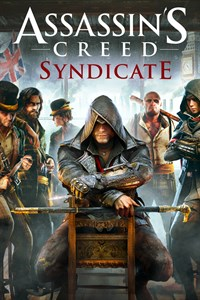 Carátula del juego Assassin's Creed Syndicate