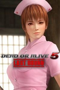 Carátula del juego DEAD OR ALIVE 5 Last Round Kasumi Nurse Costume