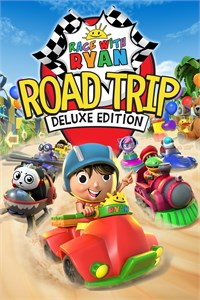 Corra com o Ryan Viagem na Estrada Edição Deluxe
