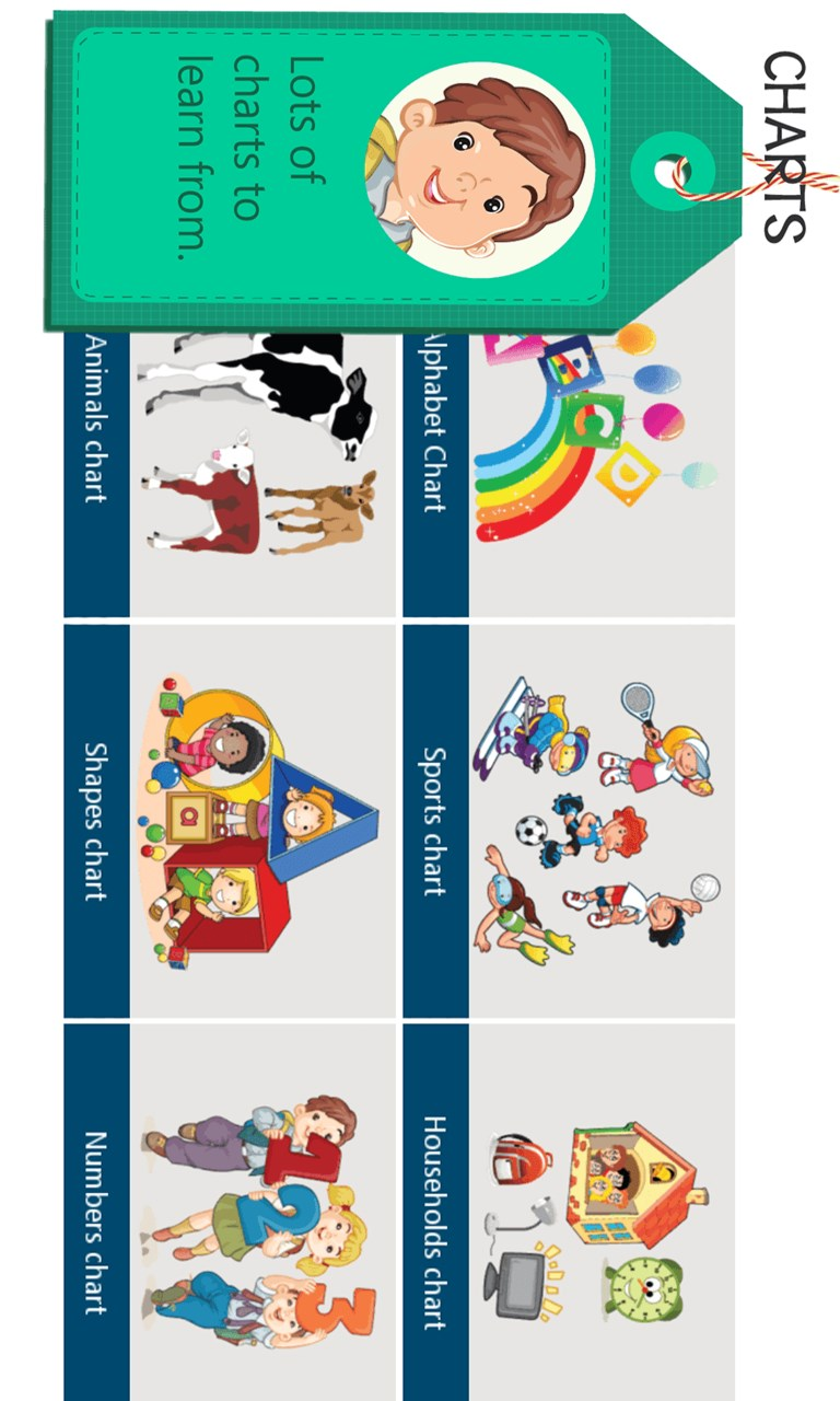 Kindergarten Kids Learning Games for Windows 10