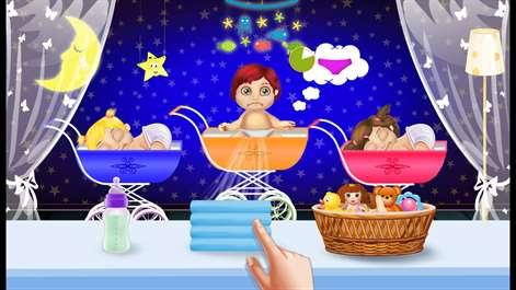 Cute Baby Nursery & Baby Sitting Care : Kids Fun Screenshots 2