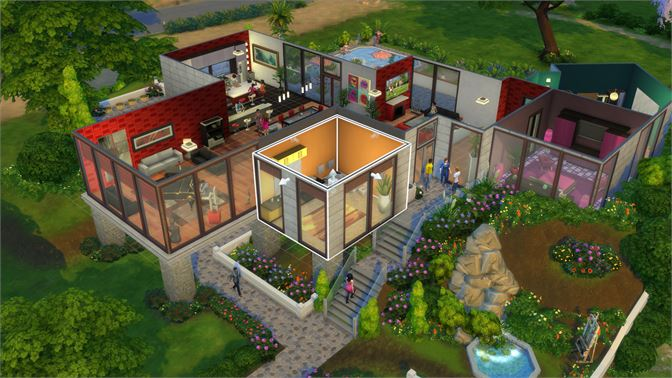 Buy The Sims 4 Plus Cats Dogs Bundle Microsoft Store