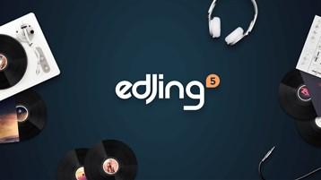 edjing - DJ mixer console studio