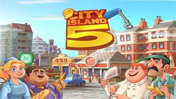 City Island 5 - Mô phỏng xây dựng thành phố tư bản