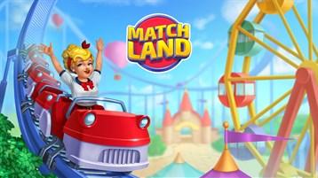Matchland - Build your Theme Park