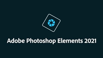 New Adobe Photoshop Elements 2021 - Save 20%