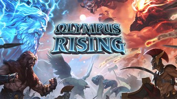 Olympus Rising: Hero Defense