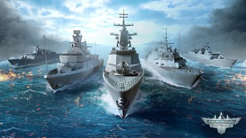 Naval Armada: 3D Battle Ship Simulator
