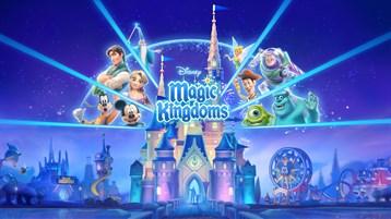 Disney Magic Kingdoms: ¡Crea Tu Propio Parque Mágico!