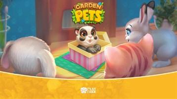 Garden Pets: Match-3 Dog & Cat Home Decorate