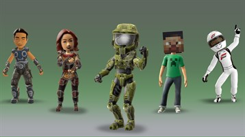 Xbox Original Avatars