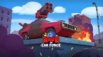 Rage of Car Force: Juego de disparos en línea