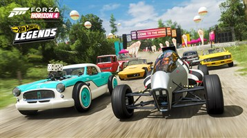 Pack de voitures Hot Wheels™ Legends Forza Horizon 4